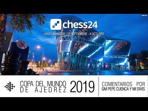 Copa del Mundo de Ajedrez 2019 EN VIVO