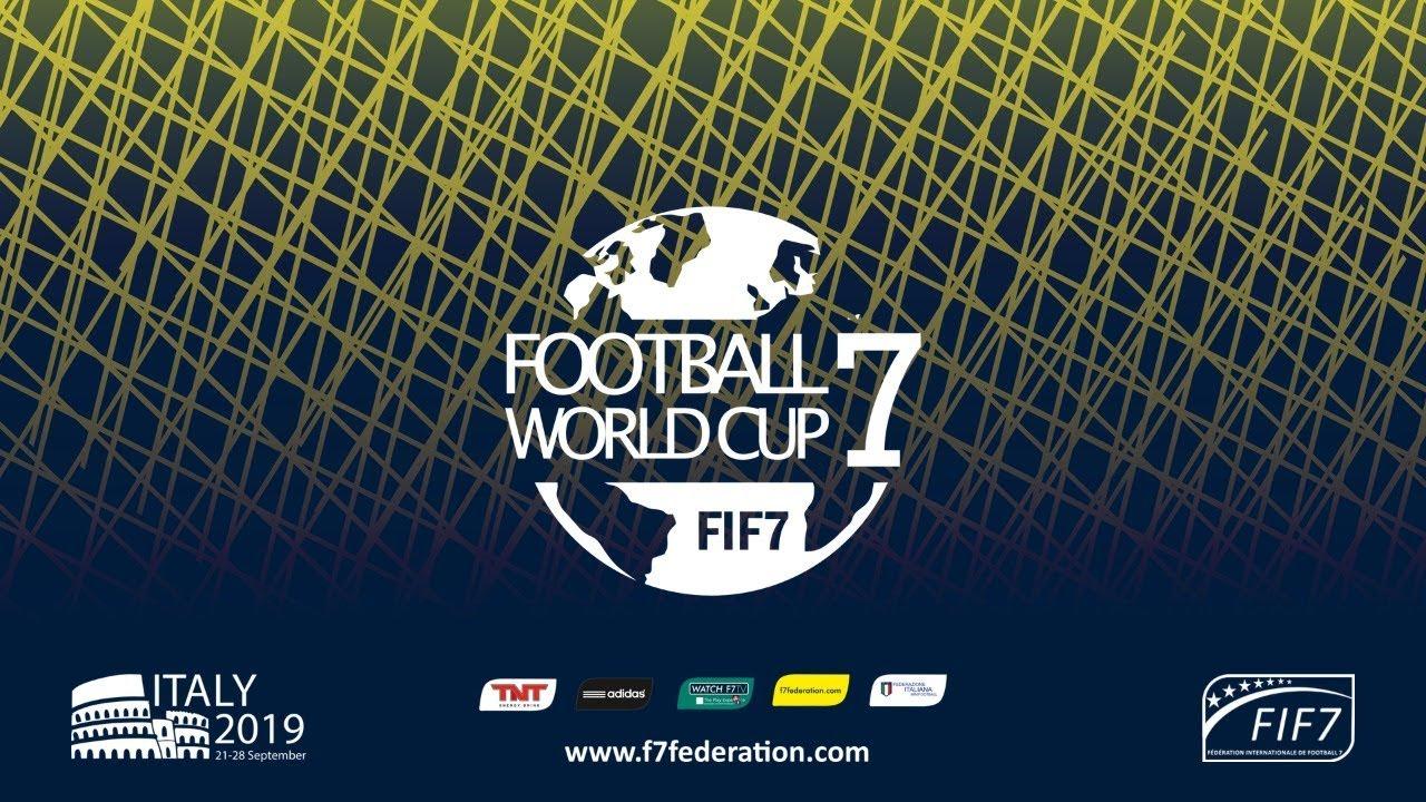 Copa Mundial de Fútbol 7 EN VIVO