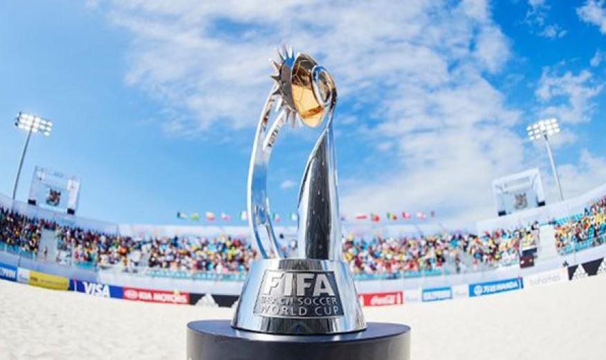 Copa Mundial de Fútbol Playa FIFA 2021 EN VIVO