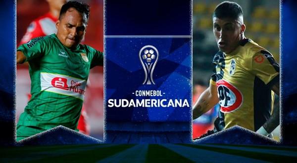 Coquimbo Unido vs Sport Huancayo EN VIVO - Ver la Copa Sudamericana