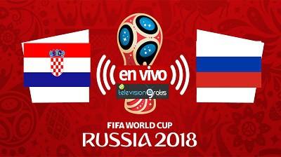 Croacia vs Rusia En Vivo - Cuartos de Final Mundial Rusia 2018