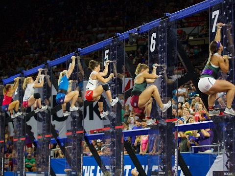 CrossFit Games EN VIVO