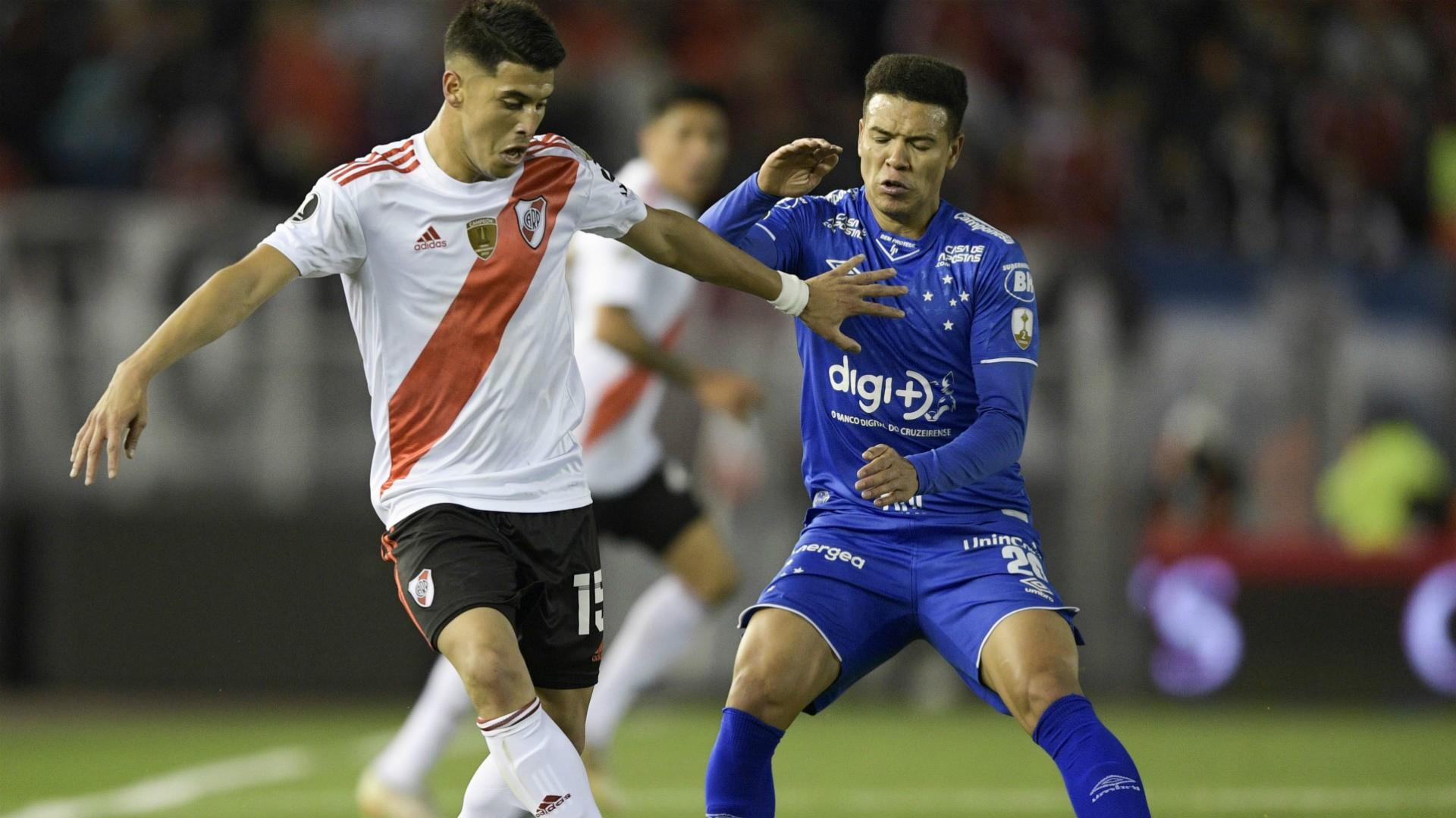 Cruceiro vs River Plate - Copa Libertadores EN VIVO
