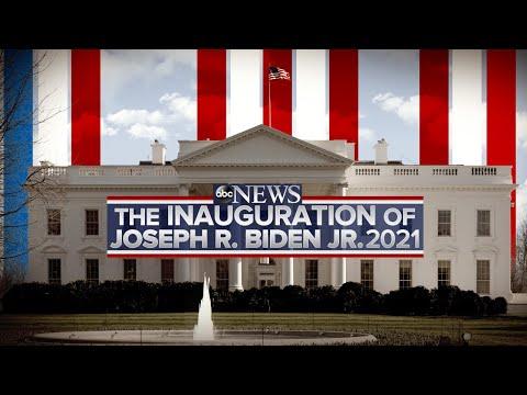 Día de inauguración del Presidente Joe Biden | ABC News Live