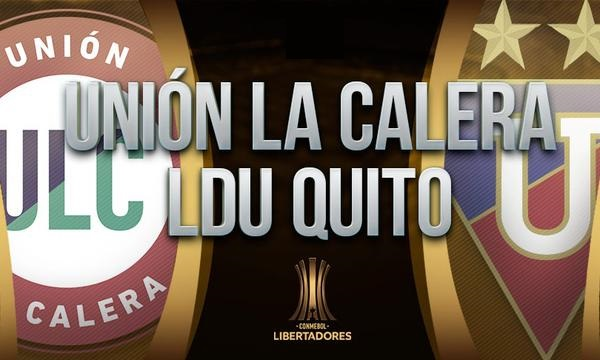 Deportes Unión La Calera vs LDU Quito EN VIVO - Copa Libertadores
