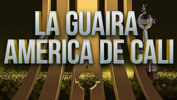 Deportivo La Guaira vs América EN VIVO - Copa Libertadores