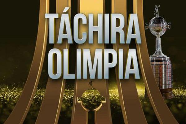 Deportivo Táchira vs Olimpia EN VIVO - Copa Libertadores EN DIRECTO