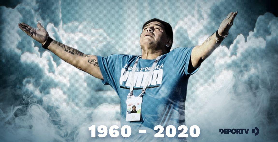 DEPORTV - El último adiós a Diego Maradona - EN VIVO 24hs