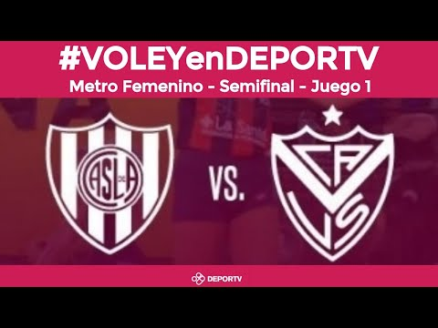 DEPORTV EN VIVO - Vóley