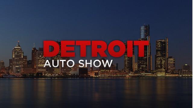 Detroit Auto Show EN VIVO
