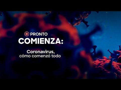 Discovery Latinoamérica: Coronavirus, cómo comenzó todo