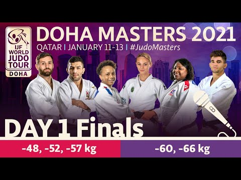 Doha World Judo Masters 2021 EN VIVO