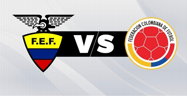 Ecuador vs Colombia - EN VIVO - Eliminatorias Qatar 2022
