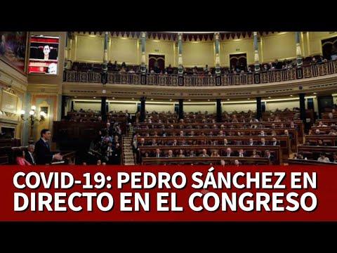 EN DIRECTO| SESIÓN CONGRESO DIPUTADOS CORONAVIRUS EN VIVO