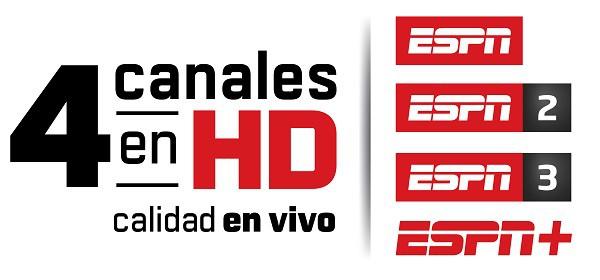 ESPN 2 Colombia EN VIVO