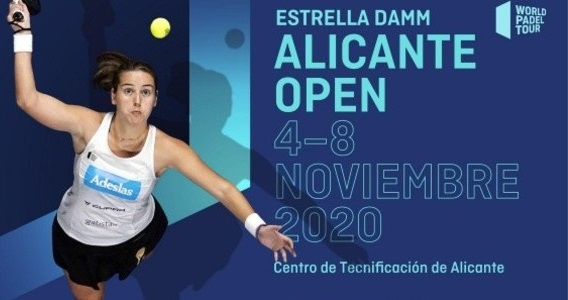 Estrella Damm Alicante Open 2020 - World Padel Tour