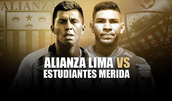 Estudiantes de Mérida vs Alianza Lima - Ver la Copa Libertadores EN VIVO