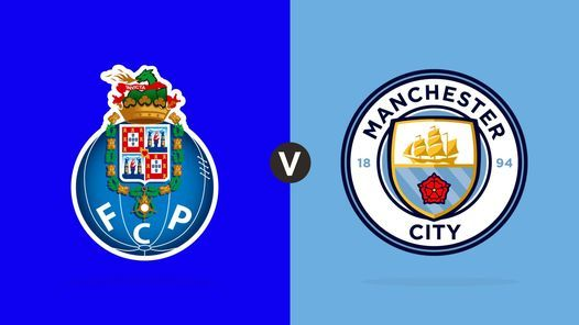 FC Porto vs Manchester City - Champions League EN VIVO