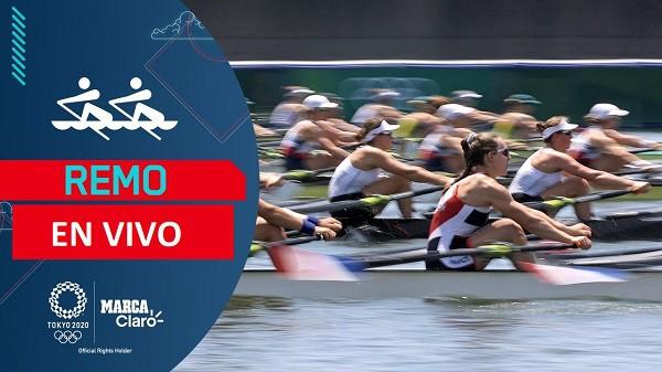 Final Remo EN VIVO - Olimpiadas Tokyo