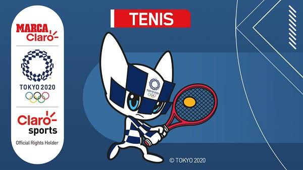 Final Tenis EN VIVO - Olimpiadas Tokyo