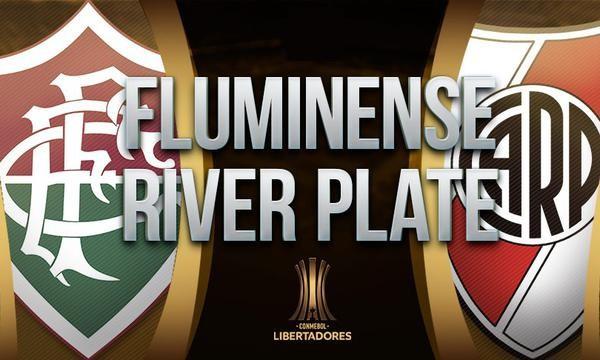 Fluminense vs River Plate EN VIVO - Copa Libertadores