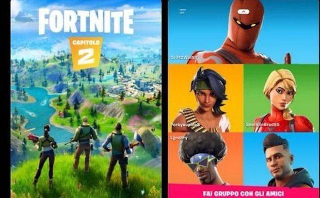 Fortnite Capitulo 2 EN VIVO