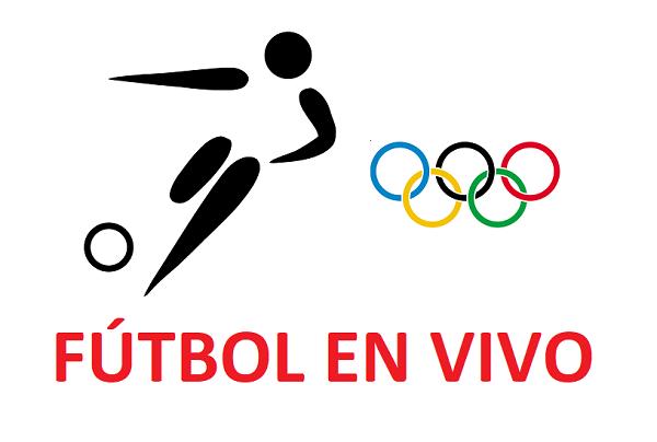 Fútbol - Partidos EN VIVO  de las Olimpiadas Tokyo 2020