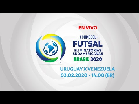 Futsal Eliminatorias Sudamericanas 2020 EN VIVO