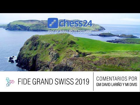 Gran Suizo FIDE EN VIVO