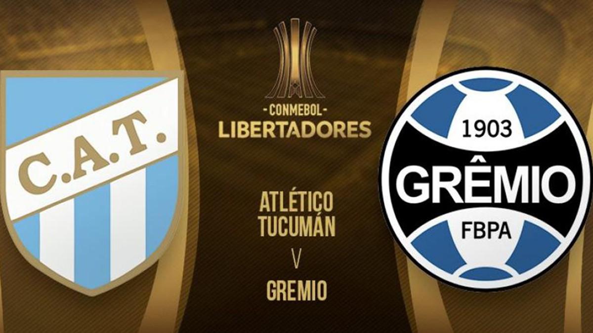 Gremio vs Atlético Tucumán En Vivo