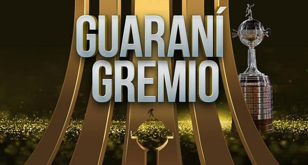 Guarani vs Gremio EN VIVO - Ver la Copa Libertadores