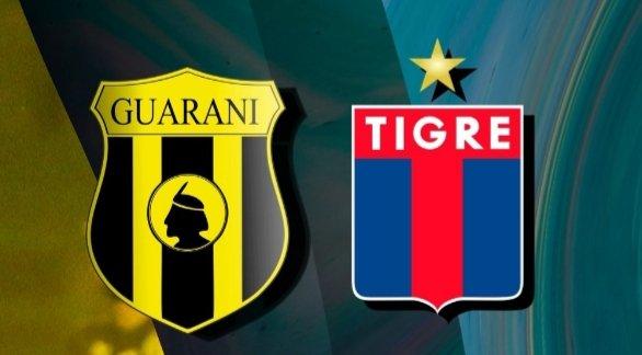 Guarani vs Tigre - Ver la Copa Libertadores