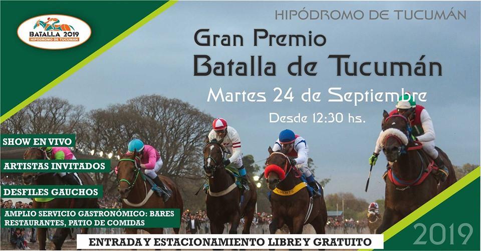 Hipódromo de Tucumán EN VIVO