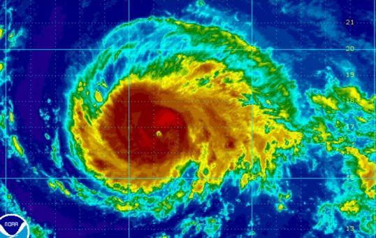 Huracán Irma En Vivo