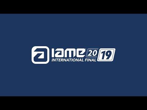 IAME International Final 2019 EN VIVO