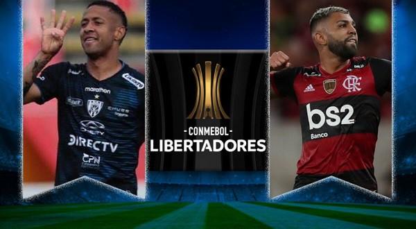 Independiente del Valle vs Flamengo - Ver la Copa Libertadores