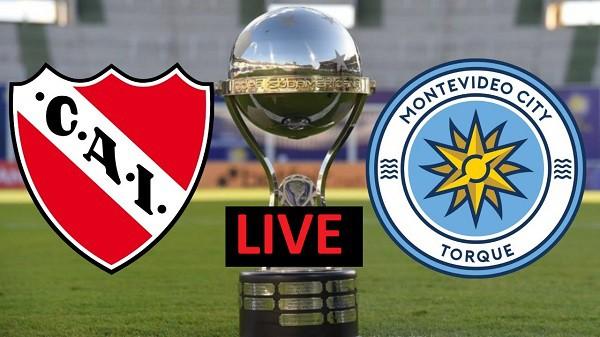 Independiente vs Torque - Copa Sudamericana