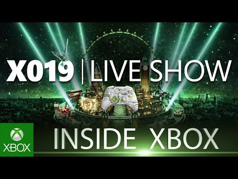 Inside Xbox EN VIVO
