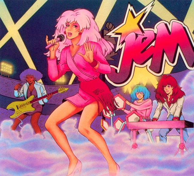 Jem and the Holograms Online