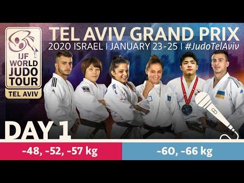 Judo Grand-Prix Tel Aviv 2020 EN VIVO