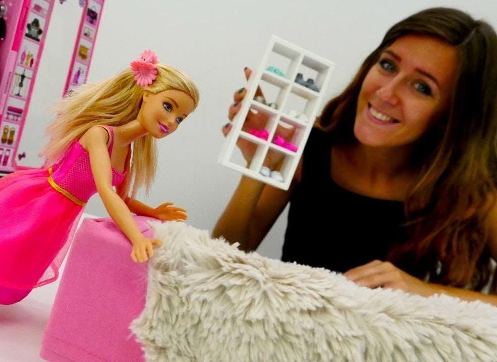 Juegos de Barbie muñecas EN VIVO