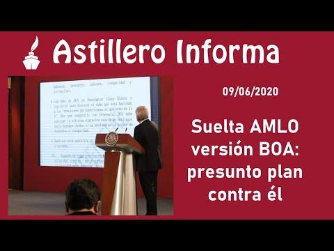 Julio Astillero En Vivo - #AstilleroInforma