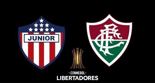 Junior vs Fluminense EN VIVO - Copa Libertadores