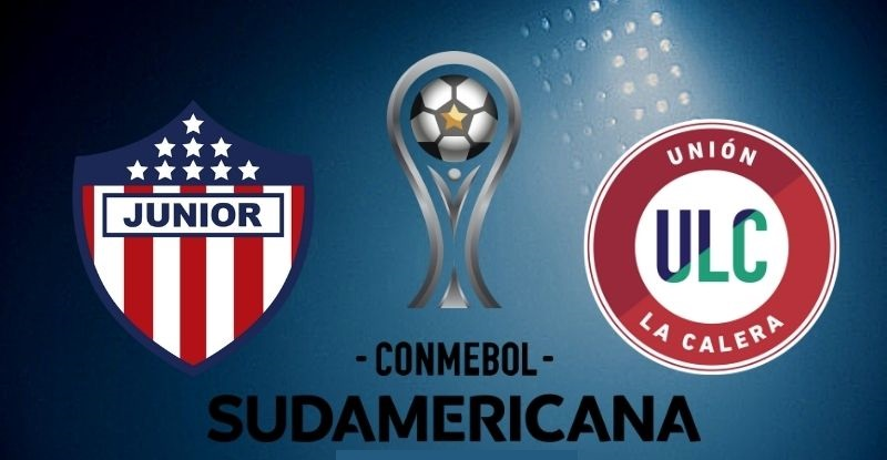 Junior vs Unión La Calera EN VIVO - Ver la Copa Sudamericana