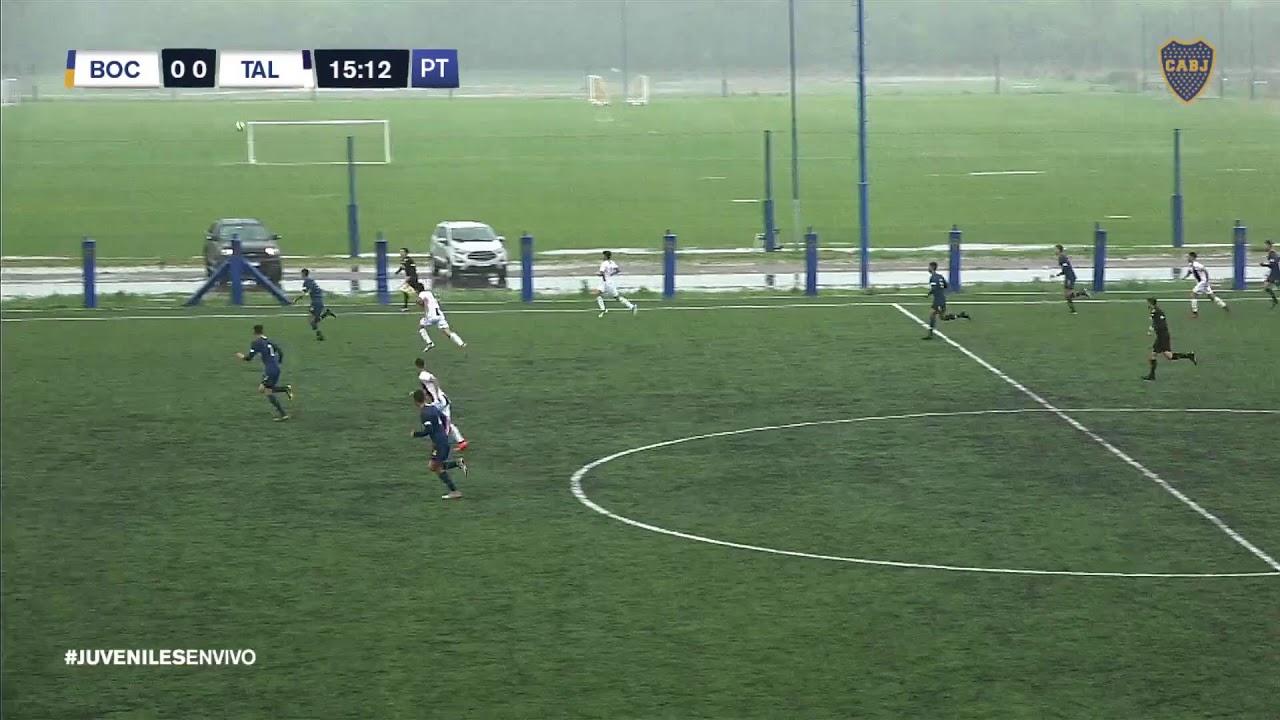 Juveniles | Boca vs. Talleres EN VIVO