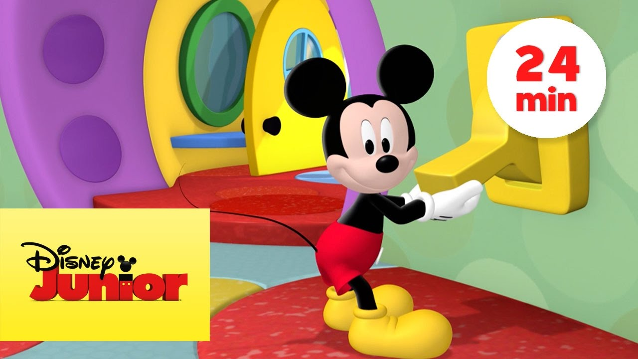 La Casa de Mickey Mouse - Compilado de Canciones