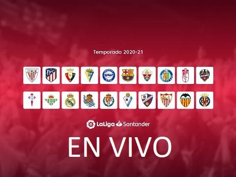La Liga Santander EN VIVO