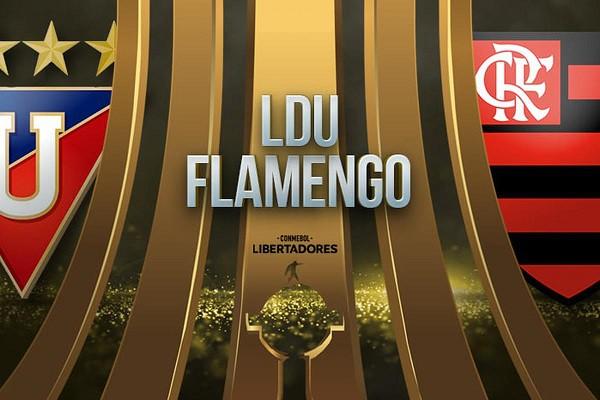 LDU Quito vs Flamengo EN VIVO - Copa Libertadores