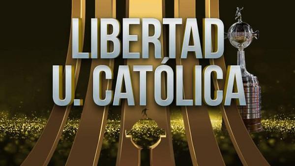 Libertad vs Universidad Católica EN VIVO - Copa Libertadores