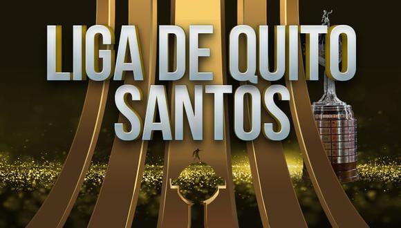 Liga de Quito vs Santos EN VIVO - Ver la Copa Libertadores